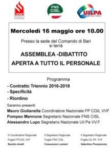 IMG-20180512-WA0002-217x300 Bari: assemblea unitaria con il personale