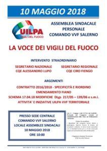 Locandina-assemblea-10.05.18-212x300 Salerno: 10 maggio assemblea con il personale