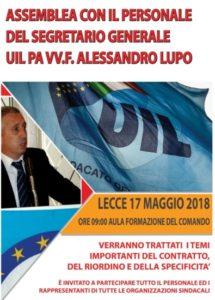 volantino-lecce-215x300 Lecce: assemblea con il personale